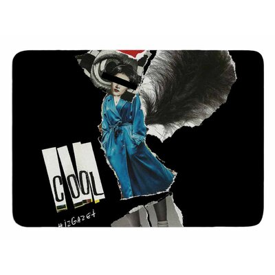 Cool by Jina Ninjjaga Memory Foam Bath Mat