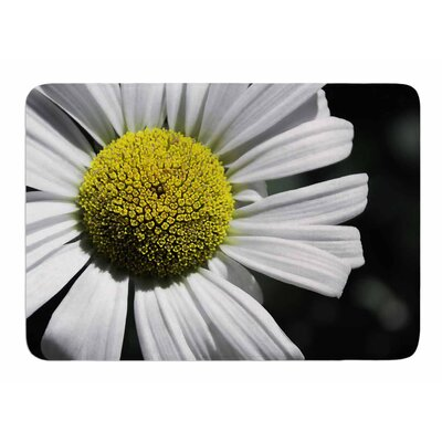 Open Daisy by Nick Nareshni Memory Foam Bath Mat