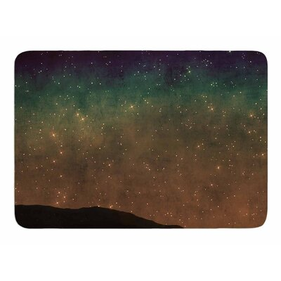 Star Light by Sylvia Comes Memory Foam Bath Mat