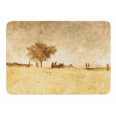 One Tree by Sylvia Comes Memory Foam Bath Mat