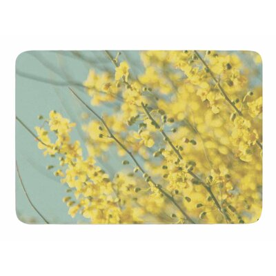 Blooms by Sylvia Comes Memory Foam Bath Mat