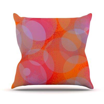 Six Outdoor Throw Pillow