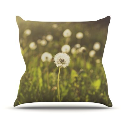 As You Wish Outdoor Throw Pillow