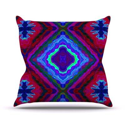 Kilim Outdoor Throw Pillow