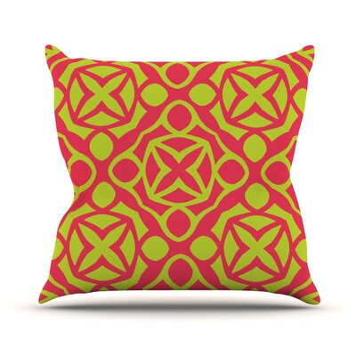 Holiday Outdoor Throw Pillow