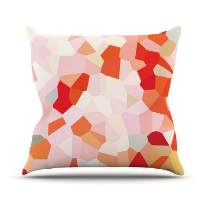 Oooh La La Outdoor Throw Pillow