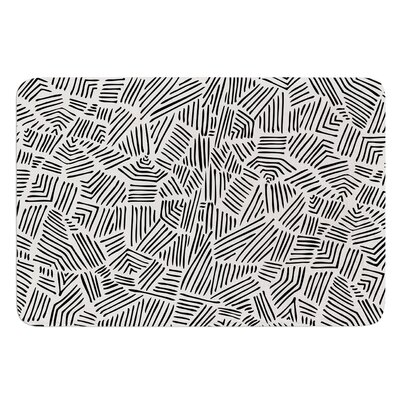 Inca Lines by Pom Graphic Design Bath Mat