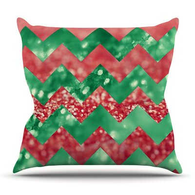 Sparkle by Beth Engel Outdoor Throw Pillow