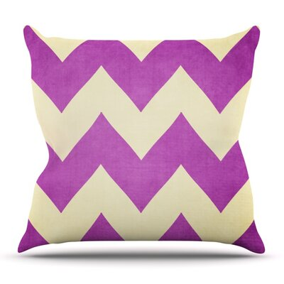 Juicy by Catherine McDonald Outdoor Throw Pillow