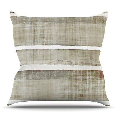 Loving Life by CarolLynn Tice Outdoor Throw Pillow