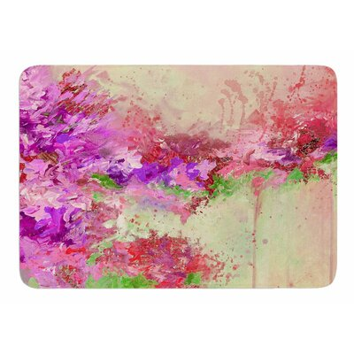 When Land Met Sky 3 by Ebi Emporium Memory Foam Bath Mat