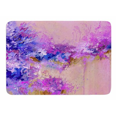 When Land Met Sky 2 by Ebi Emporium Memory Foam Bath Mat