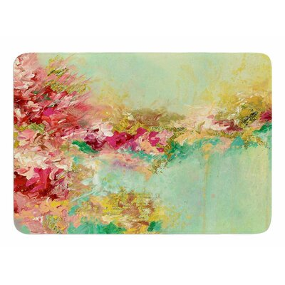 When Land Met Sky 1 by Ebi Emporium Memory Foam Bath Mat