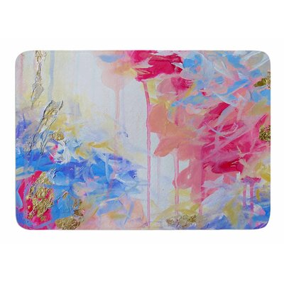 Whispered Song 1 by Ebi Emporium Memory Foam Bath Mat