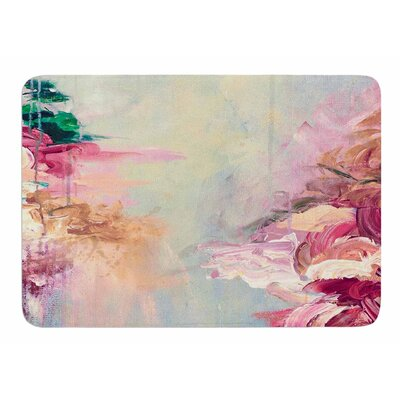 Winter Dreamland 1 by Ebi Emporium Memory Foam Bath Mat