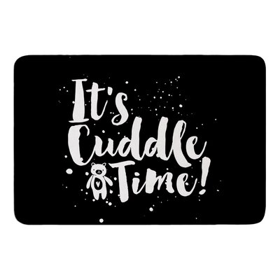 Cuddle Time by Nick Atkinson Memory Foam Bath Mat