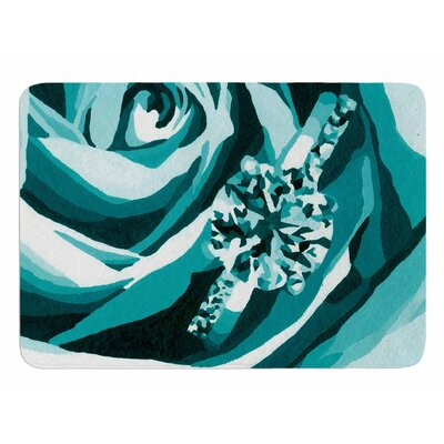 Happy Engagement Tiffany by NL Designs Memory Foam Bath Mat