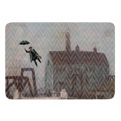 Away by Suzanne Carter Memory Foam Bath Mat