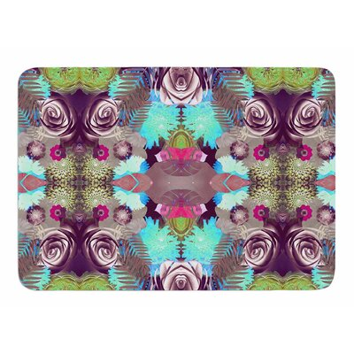 Kaleidoscopic Boho by Vascular Nat Memory Foam Bath Mat