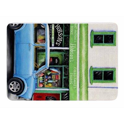 Mini by Ninny Thompson Memory Foam Bath Mat
