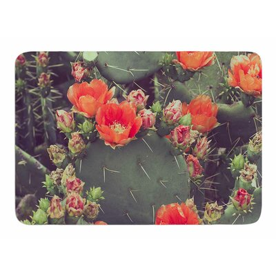 Flamenco by Ann Barnes Memory Foam Bath Mat