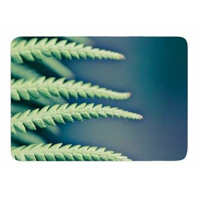Into the Forest by Ann Barnes Memory Foam Bath Mat