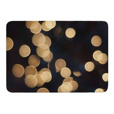 Blurred Lights by Cristina Mitchell Memory Foam Bath Mat