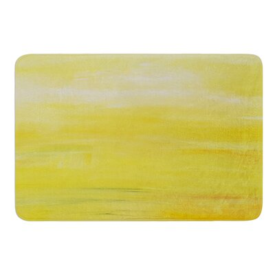 Sunrise by Cathy Rodgers Memory Foam Bath Mat