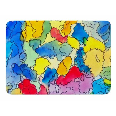 Explorer by Cathy Rodgers Memory Foam Bath Mat