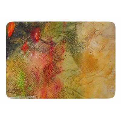Poppyfield by Carol Schiff Memory Foam Bath Mat