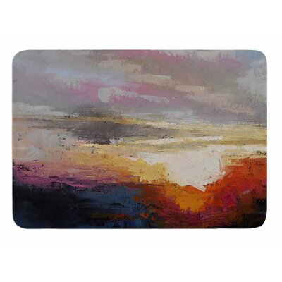 Georgia Morning by Carol Schiff Memory Foam Bath Mat