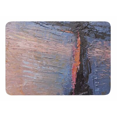 Coral and by Carol Schiff Memory Foam Bath Mat