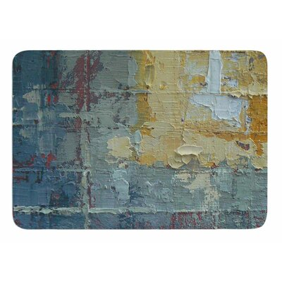 Indecision by Carol Schiff Memory Foam Bath Mat