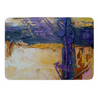 Royal Colors by Carol Schiff Memory Foam Bath Mat