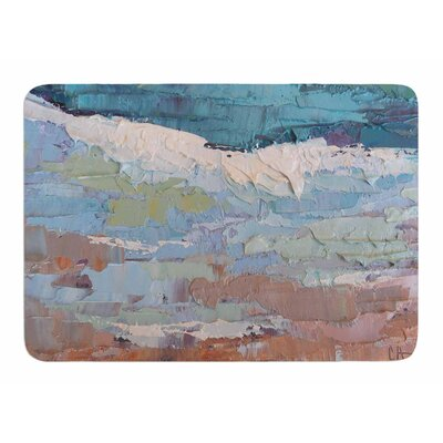 Surf Dreams by Carol Schiff Memory Foam Bath Mat