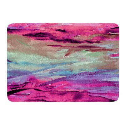 Unanchored 4 by Ebi Emporium Memory Foam Bath Mat
