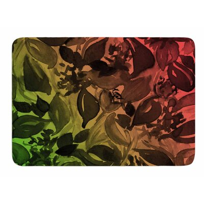 Blossoms Unchained 3 by Ebi Emporium Memory Foam Bath Mat