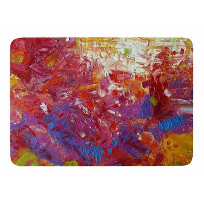 Sonoran Fantasy by Jeff Ferst Memory Foam Bath Mat