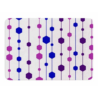 Cool Dots by NL Designs Memory Foam Bath Mat