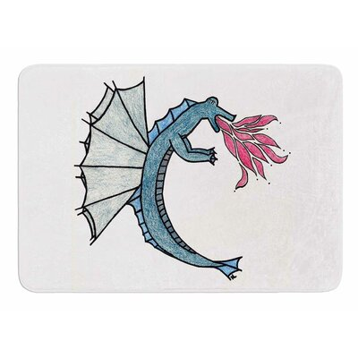 Water Dragon by NL Designs Memory Foam Bath Mat