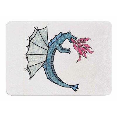 Water Dragon by NL Designs Memory Foam Bath Mat