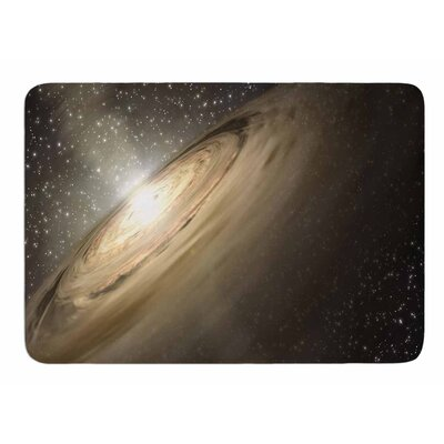Galaxy by Suzanne Carter Memory Foam Bath Mat