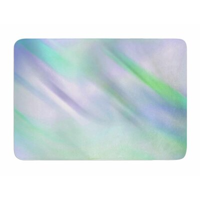 Mermaids Dream by Alison Coxon Memory Foam Bath Mat
