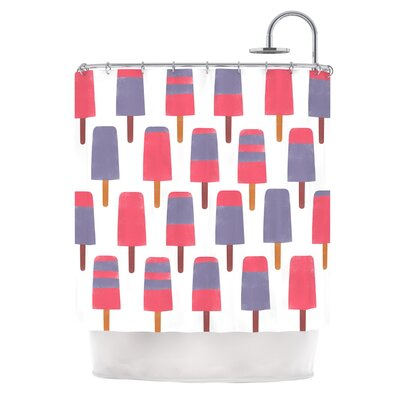 Pop by Alik Arzoumanian Shower Curtain