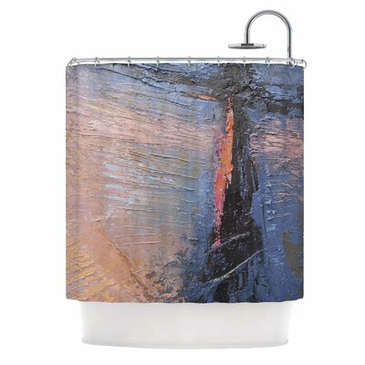 Carol Schiff Shower Curtain