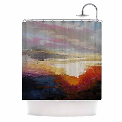 Georgia Morning by Carol Schiff Nature Shower Curtain