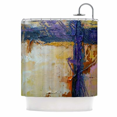 Royal by Carol Schiff Shower Curtain