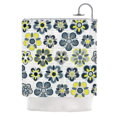 Folksy by Jolene Heckman Shower Curtain