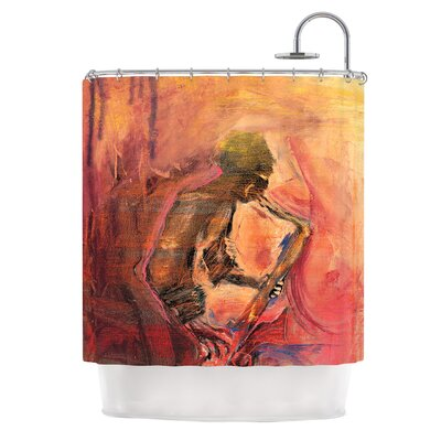Catch the Wind by Josh Serafin Shower Curtain