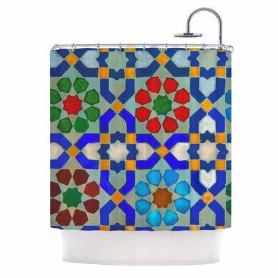Morrocon by S Seema Z Shower Curtain